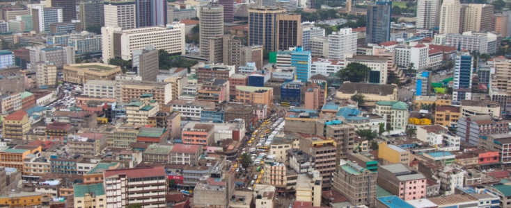 Why Nairobi is a global city in the making